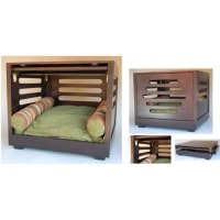 Various Choices of Designer Dog Crates for You