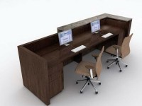 Wonderful Concept of 2 Person Desks for Home | HomesFeed