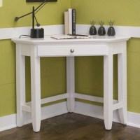 Creative Design of Corner Desk for Computer Set | HomesFeed