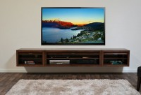 Floating Media Shelf. Fabulous Floating Media Shelf With