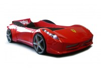 Adorable Realistic Race Car Bed Design for Toddlers ...