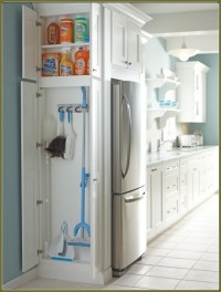 Broom Closets: Tips to Keep Cleaners and Cleaning Supplies ...