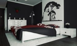 Small Of Black Bedroom Decorations