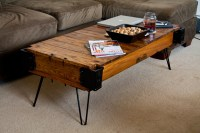 Hairpin Leg Coffee Table Design Considerations | HomesFeed