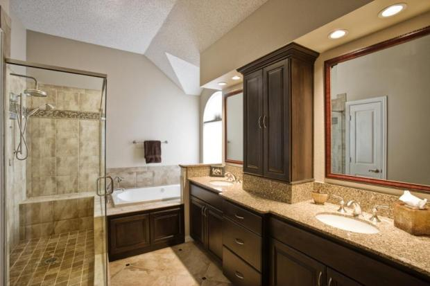excellent and luxurious master bathroom remodel