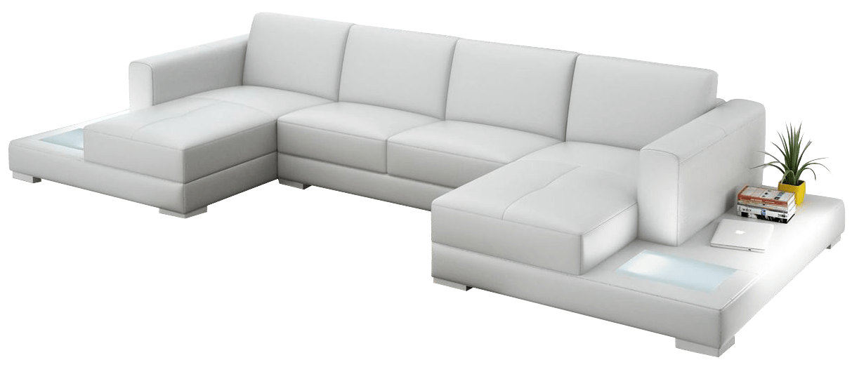 Double Chaise Sectional Double Chaise Sectional Sofas: Type And Finishing | Homesfeed