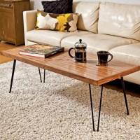 Hairpin Leg Coffee Table Design Considerations | HomesFeed
