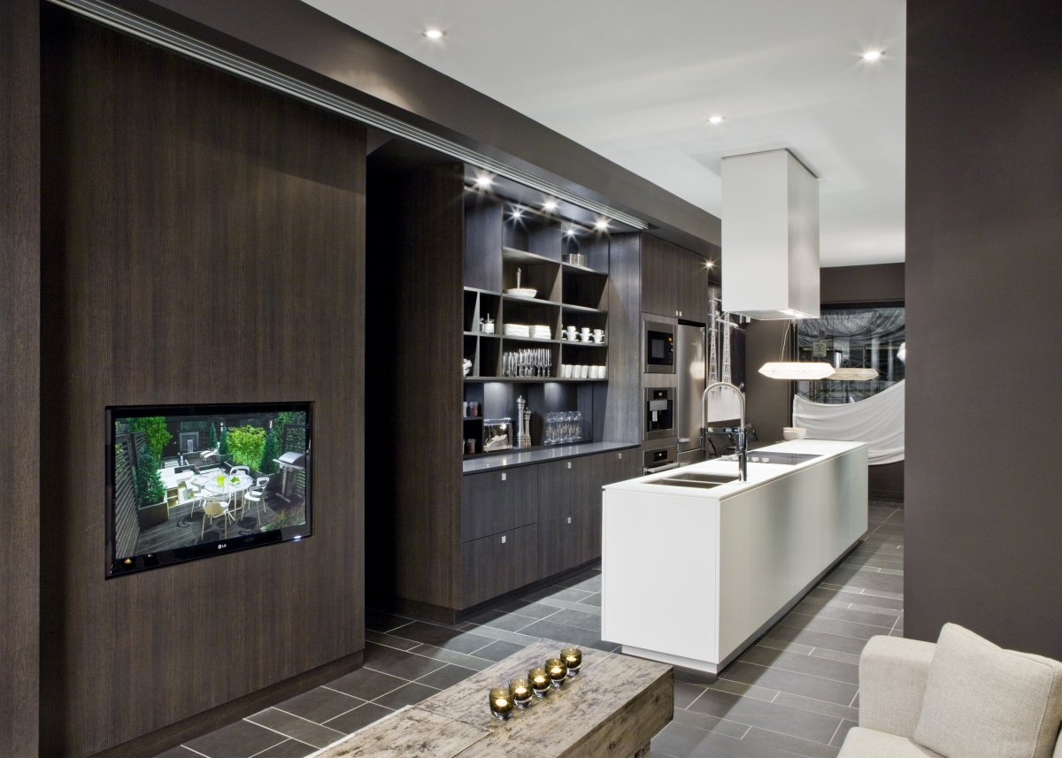 Smart Home Design Ideas Smart Home Ideas High Technology Controlling And
