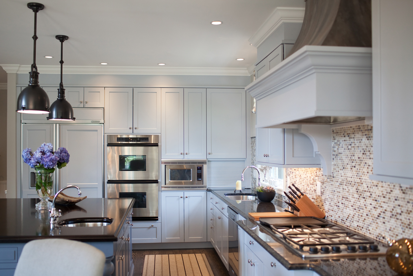 smart home ideas kitchen white cabinetry cool countertop minimalistic smart home ideas pictures