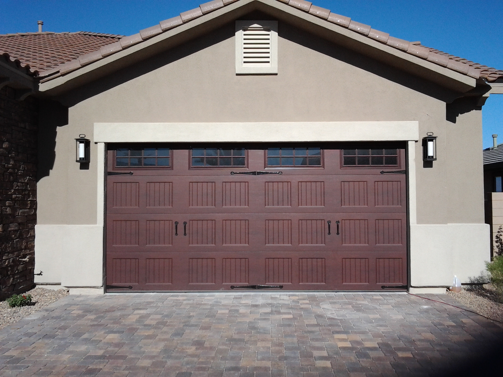Awesome Two Car Garage Doors That Will Inspire You