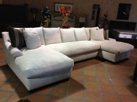 Double Chaise Sectional for Complete and Perfect Welcoming ...