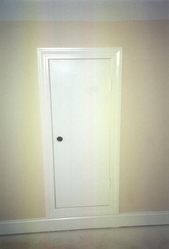 Contemporary Door & Escon Doors Model W650 Sc 1 St Doors4Home