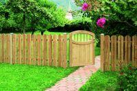 Backyard Fencing Ideas for Your Beautifull Garden | HomesFeed