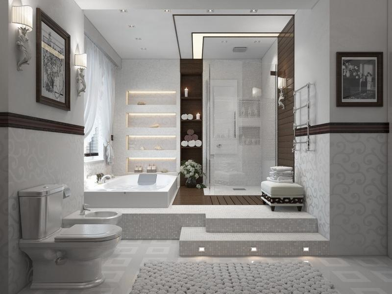 Luxury and Comfort Worth Every Penny of Cost Remodeling Bathroom - cost remodeling bathroom