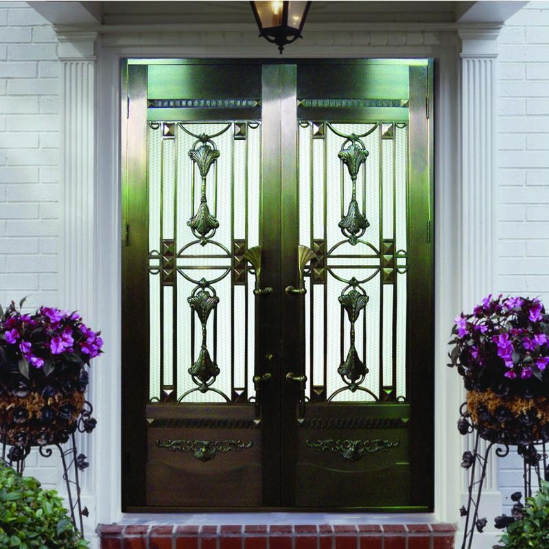 Unique Design Security Doors HomesFeed - unique home designs security doors