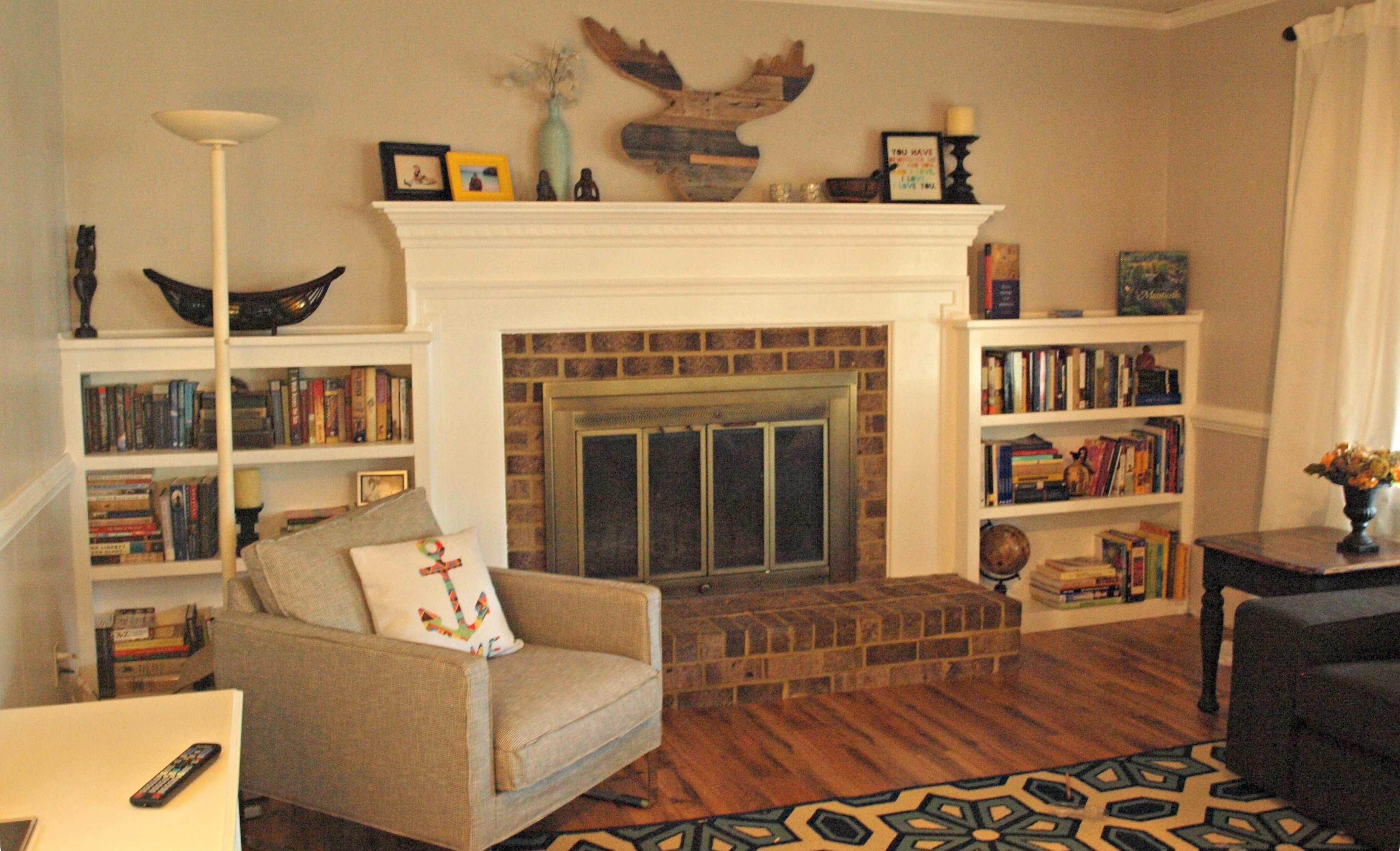 Fill Up Your Interior With Not Only Fireplace But