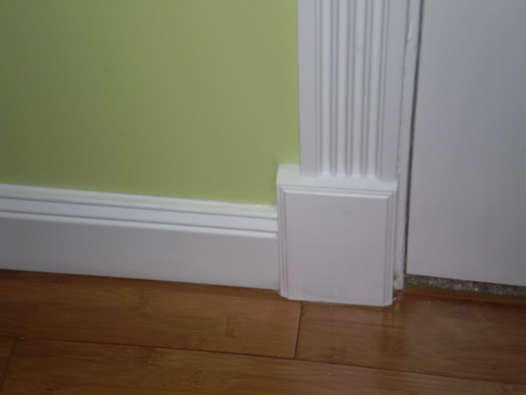 Dikke Plinten The Baseboard Styles That Maintain The Visual Attraction