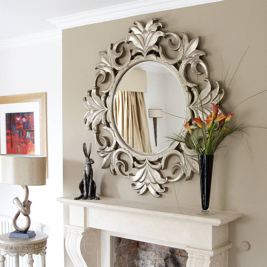 Bathroom Mirrors Za Sheffield Home Mirrors With Impressive Frames That Give