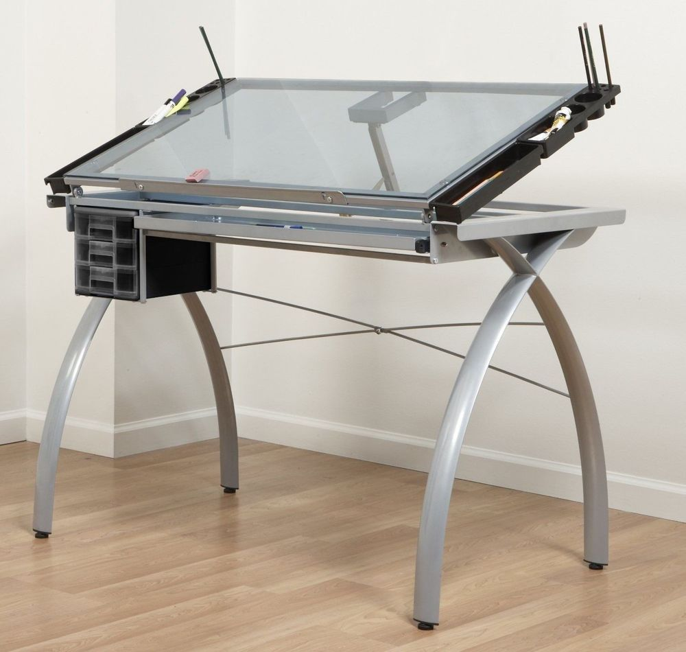 Art Desk Ikea Drafting Tables From Ikea That Ease You In Accomplishing Your