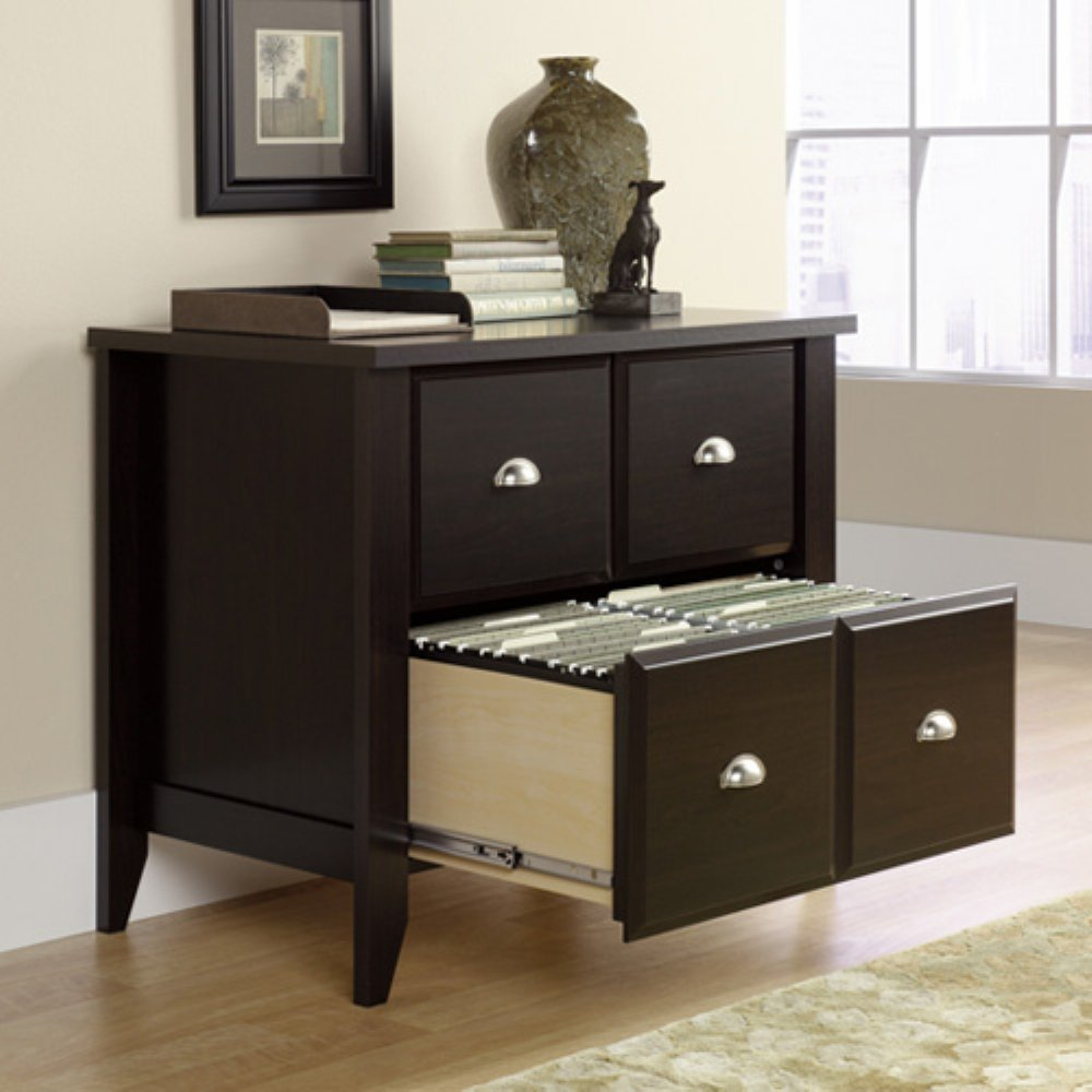 Files Organizer Ideas for Your Home Office with IKEA Wood