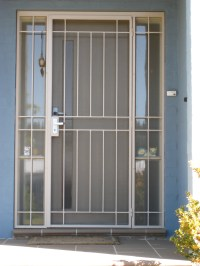 Unique Design Security Doors