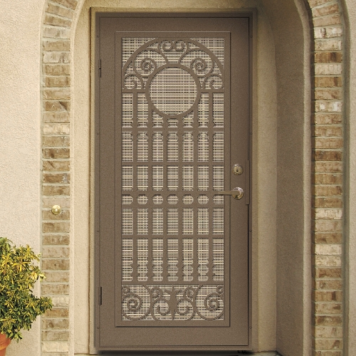 Unique Home Designs Security Doors HomesFeed - unique home designs security doors