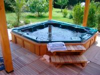 Some Stylish Modern Built in Hot Tub Design that Will Make ...