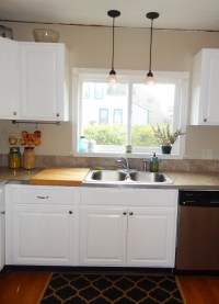 Over Kitchen Sink Lighting Ideas | HomesFeed