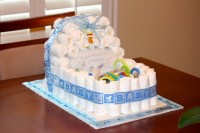 Baby Boy Shower Centerpieces for Tables that will be the ...