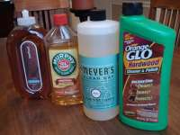 The Best Product to Clean Hardwood Floors So That Those ...