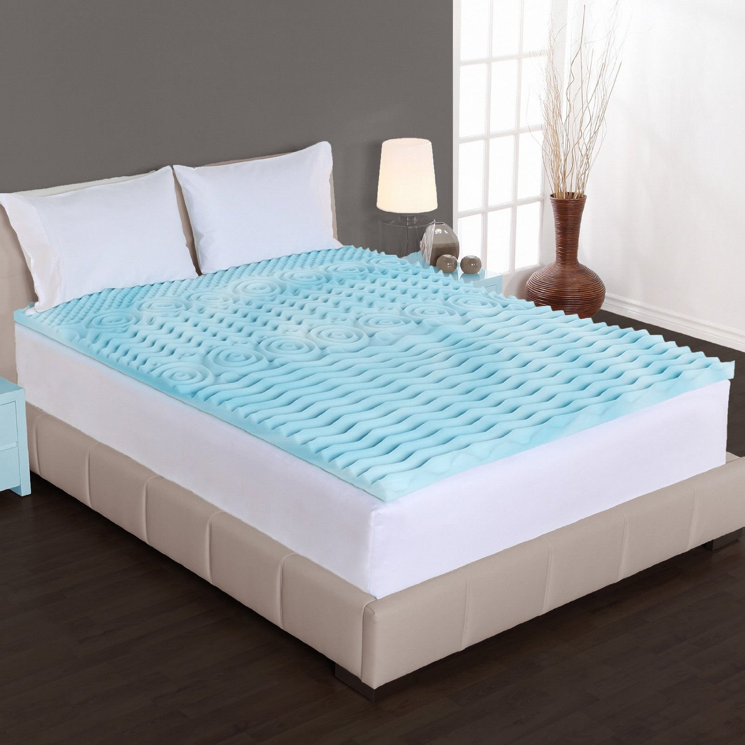 Thin Mattress Topper Cooling Mattress Pad For Tempur Pedic That Will Make You