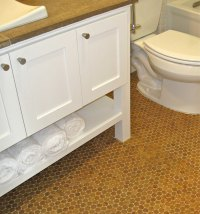 Cork Floor In Bathroom: Eco Friendly and Durable Bathroom ...