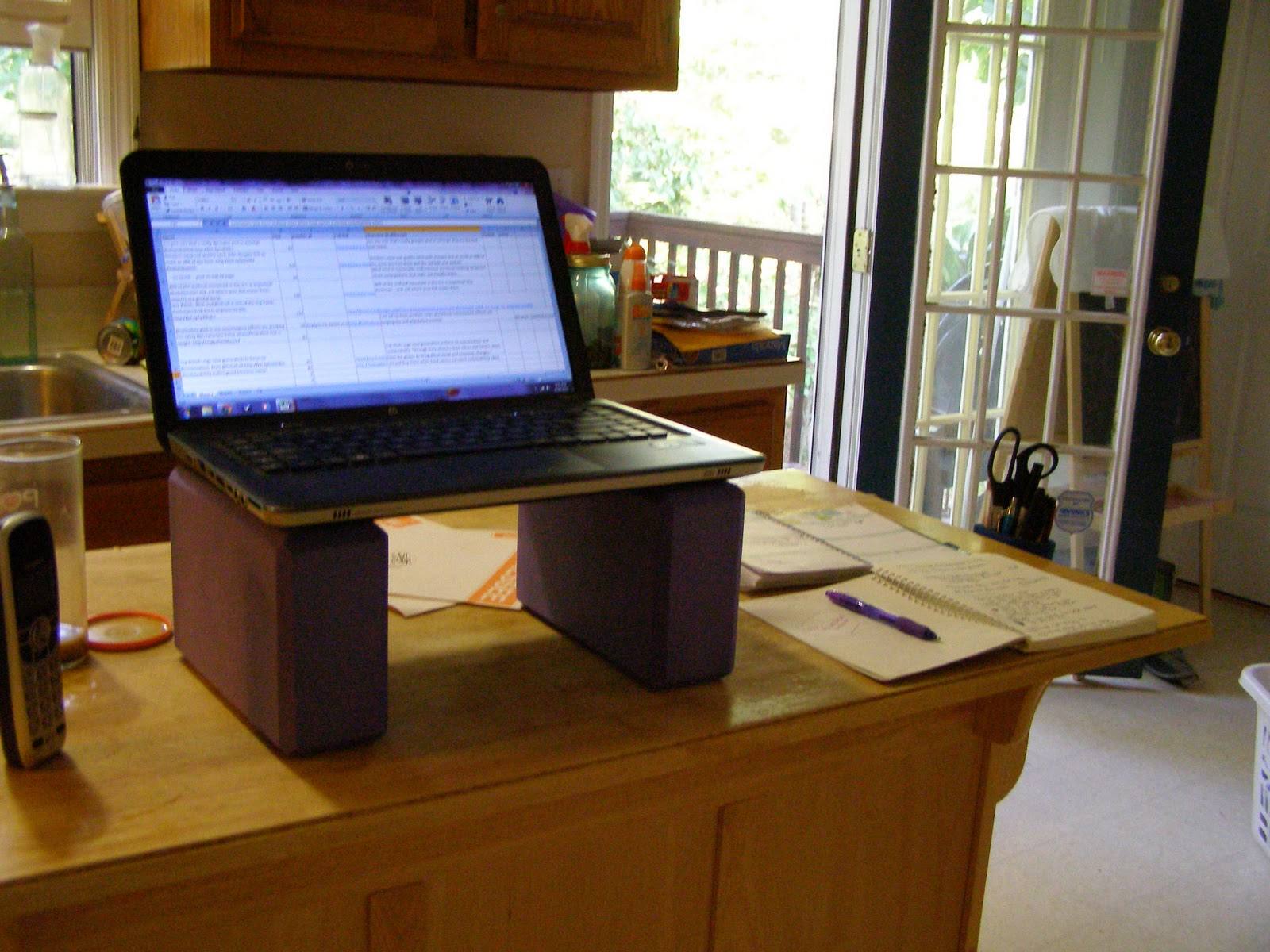 Diy Standing Desk Kit Make Your Own Standing Desk To Create High Comfort Working