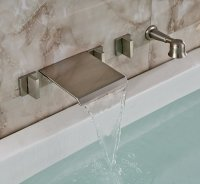 Waterfall Faucets for Tub that Carry out the Elegance and ...