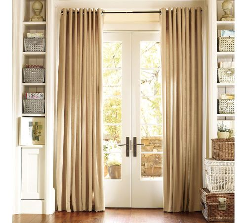 Medium Of Curtains For Sliding Glass Doors