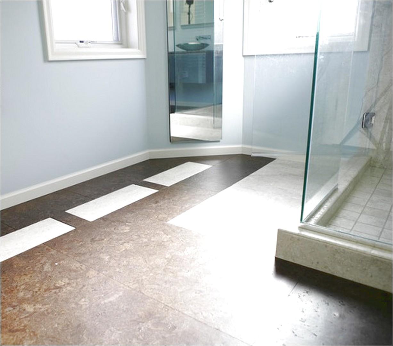 bathroom flooring ideas cork
