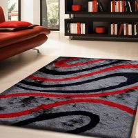 Black and Gray Area Rugs to Enhance the Beauty of Your ...