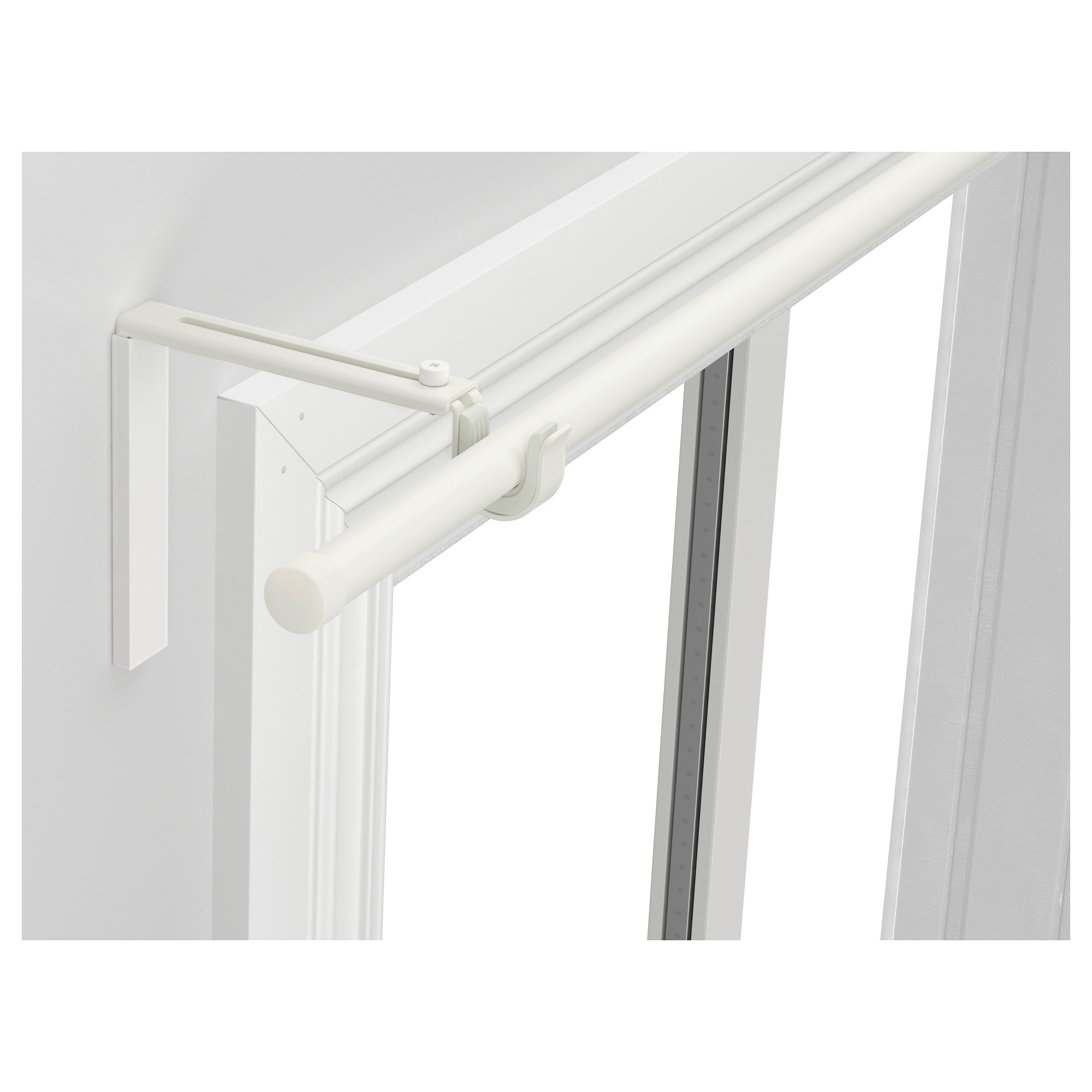 Tension Rod Ikea Have Marvelous Interior With Outstanding Window Decoration