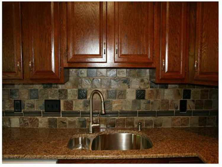 rustic backsplash ideas homesfeed rustic kitchen backsplash rustic kitchen backsplash