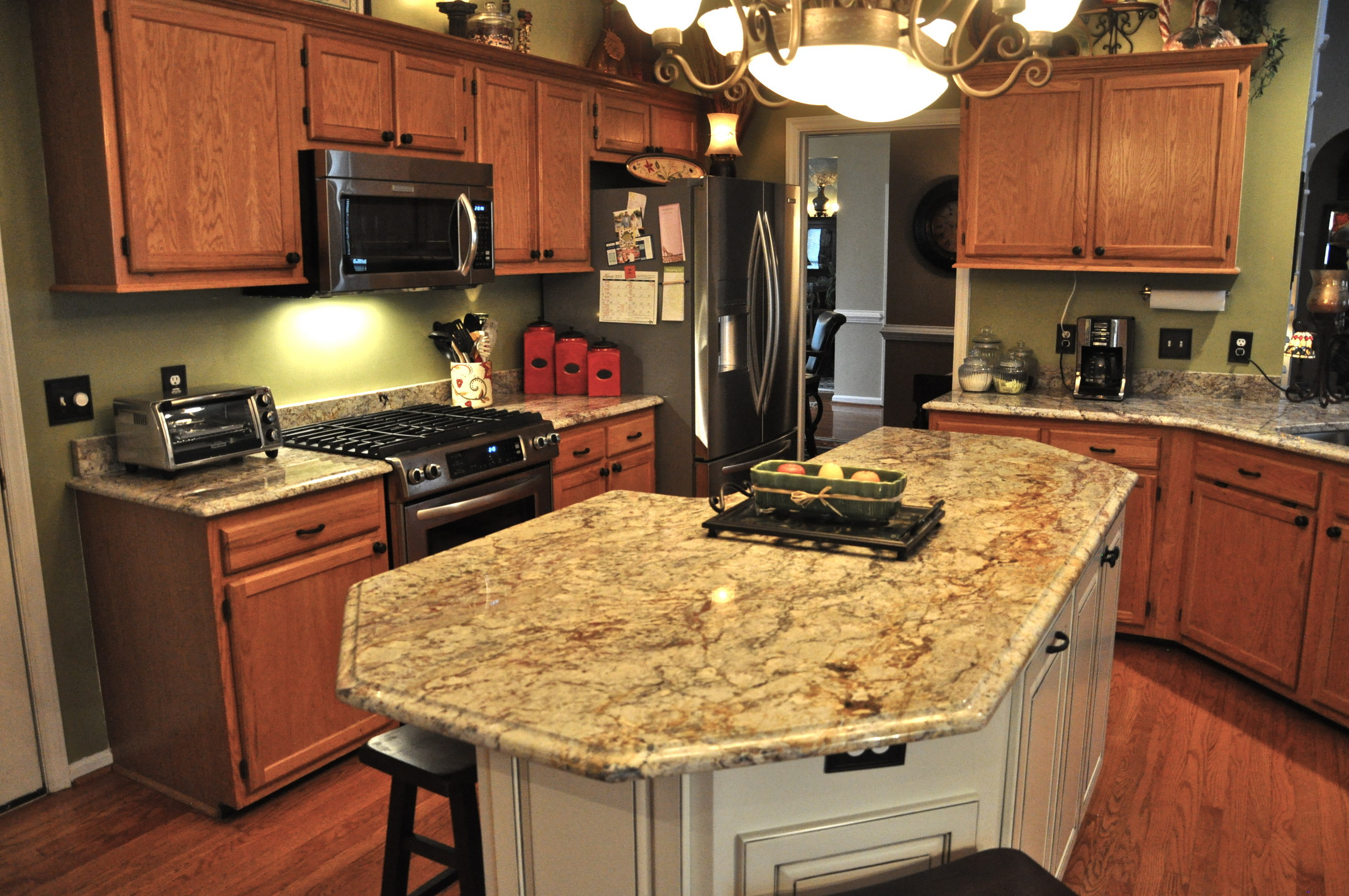5 Favorite Types Of Granite Countertops For Stunning