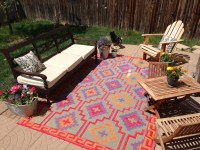 Recycled Plastic Outdoor Rugs: Environmentally Friendly
