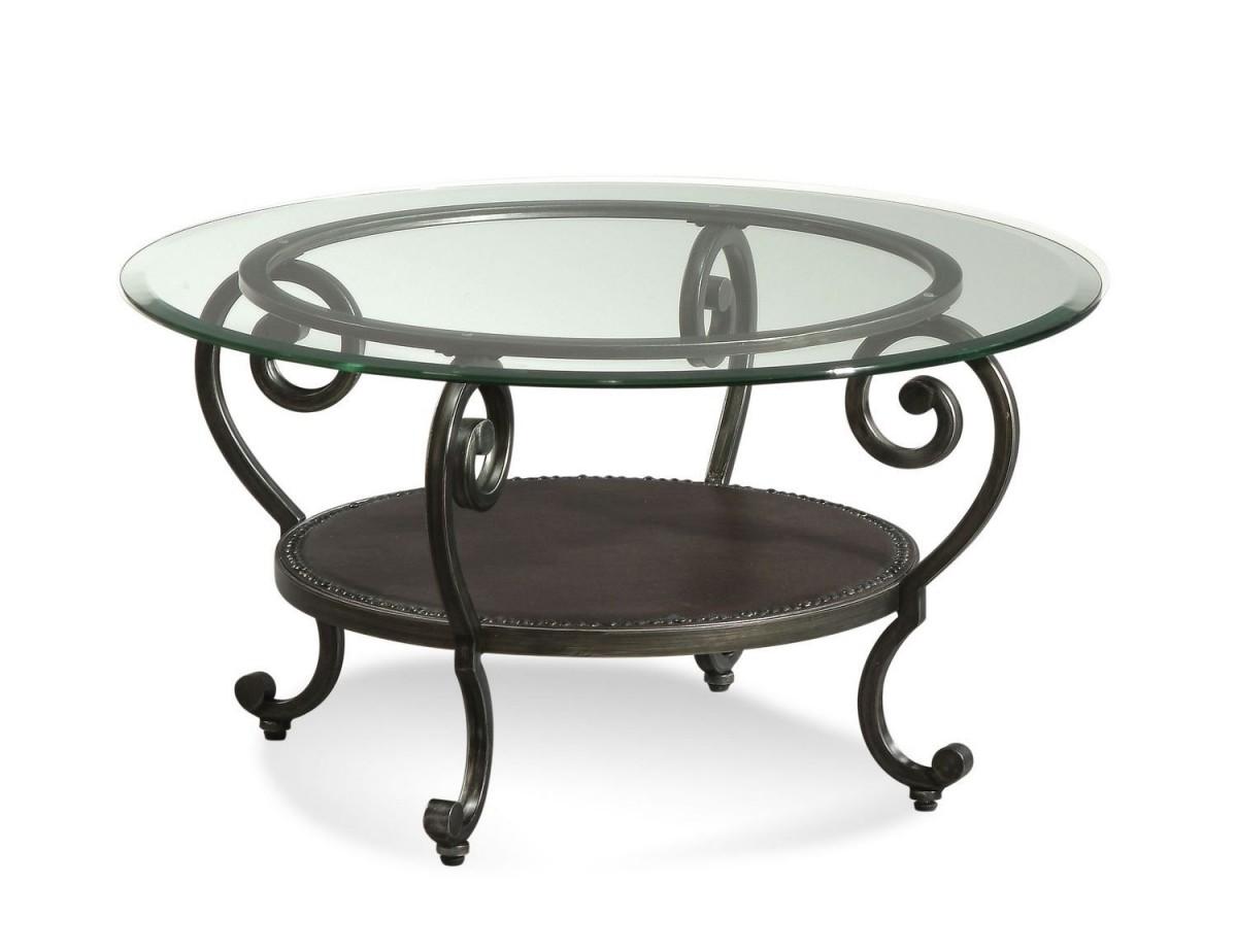 Glass And Metal Coffee Tables Homesfeed