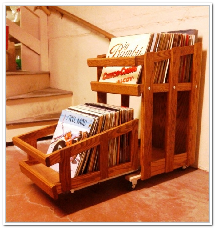 Record Storage Ideas