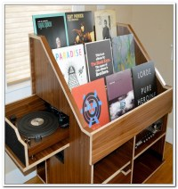 Record Storage Ideas