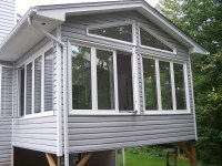 Home Sunroom Addition Ideas | HomesFeed
