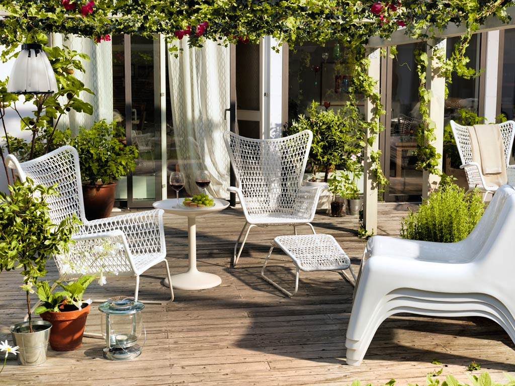 Ikea Outdoor Furniture Australia Ikea Lawn Furniture Way To Color Outdoor Living Space With