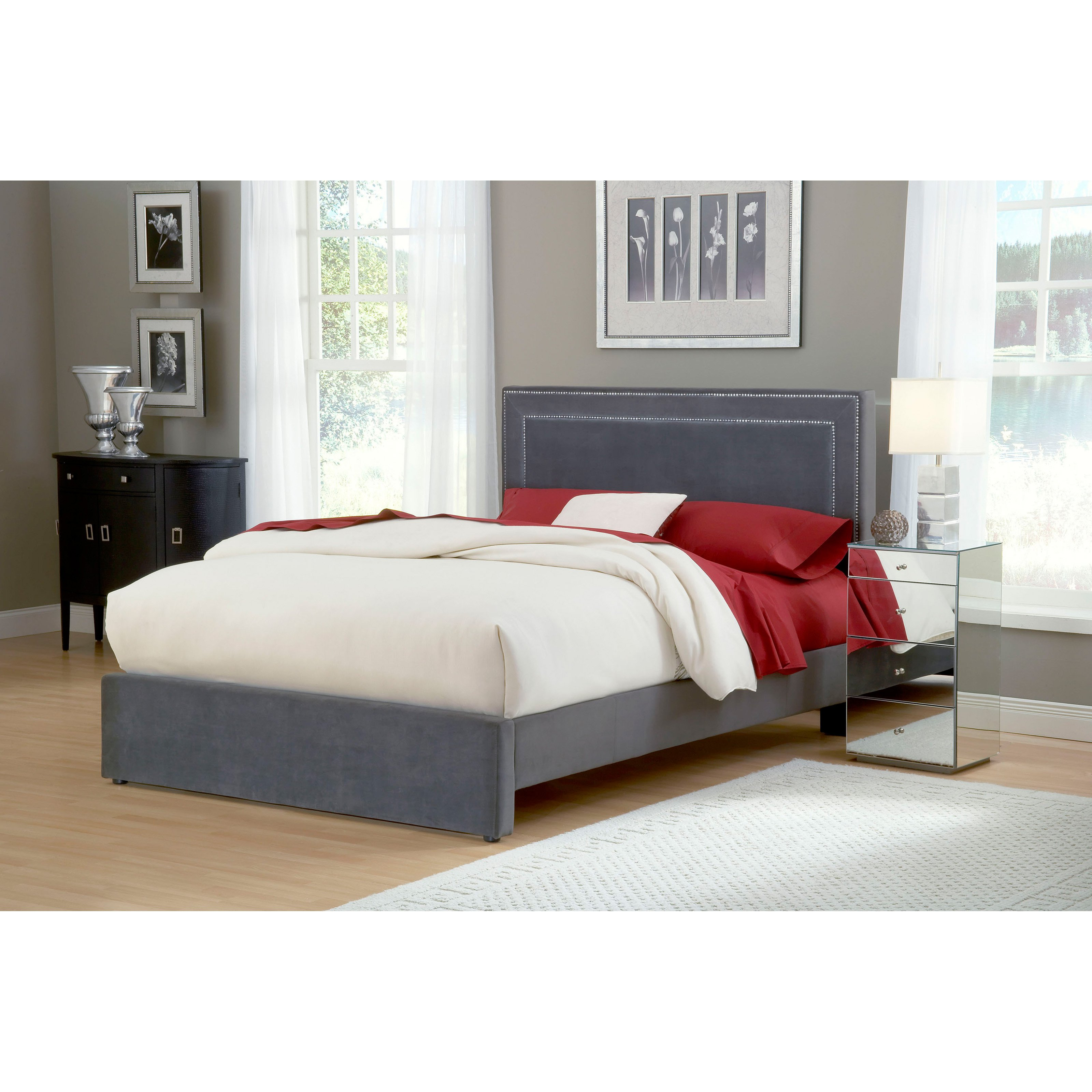 Very Low Bed Low Profile Bed Frame Queen Homesfeed