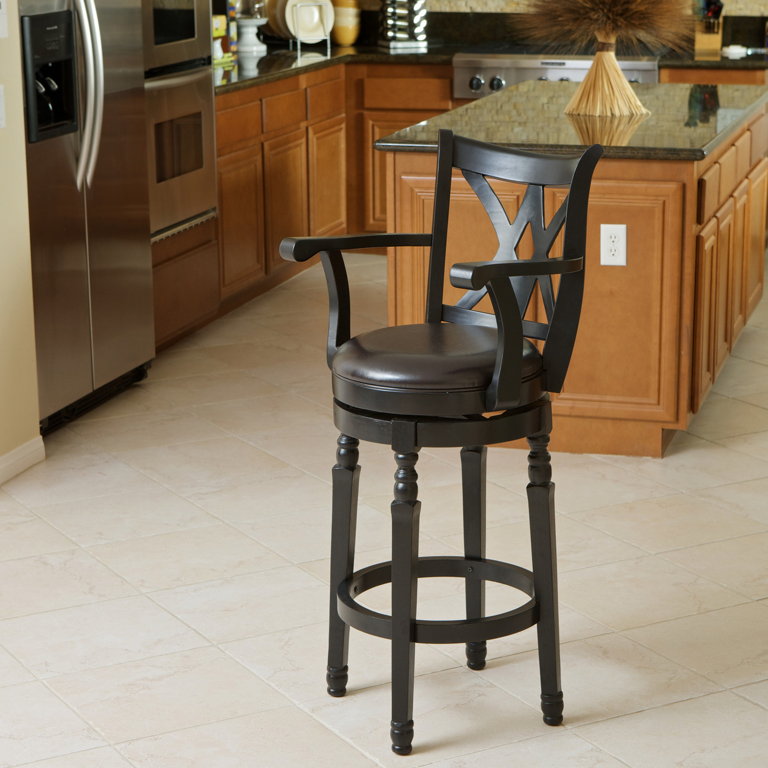 Stools For Kitchen Counters Kitchen Counter Stools With Backs
