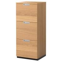 Wood File Cabinet Ikea | HomesFeed