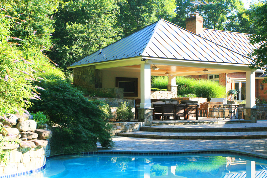Plan Pool House Pool Cabana Plans That Are Perfect For Relaxing And
